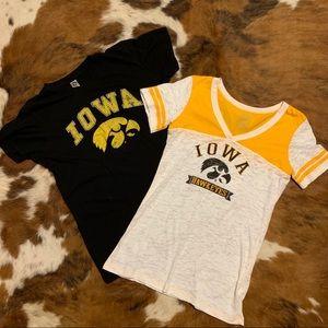 Iowa Hawkeyes T-Shirts